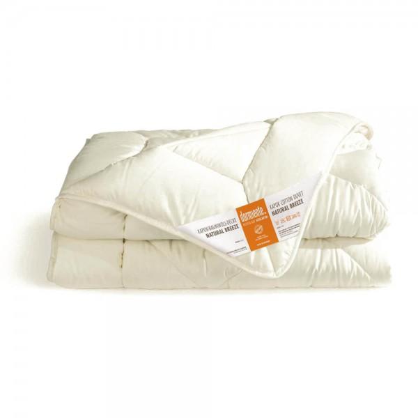 Dormiente Baumwoll Bettdecke Natural Breeze Deluxe 135 x 200
