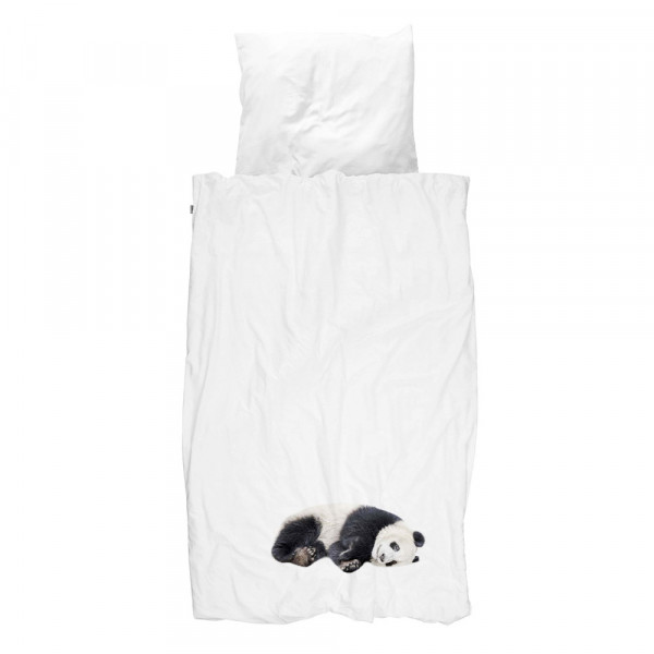 Snurk Bettwäsche Panda 135 x 200