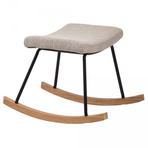 Quax Fußhocker für Schaukelstuhl /Stillstuhl De Luxe