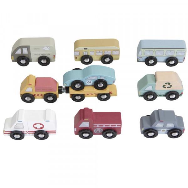 Little Dutch Spielzeugautos Holz