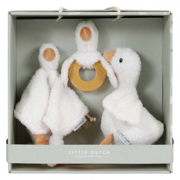 """Little Dutch Geschenk-Set """"Little Goose"""""""