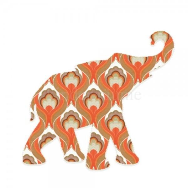 Inke Tapetentier Babyelefant 085