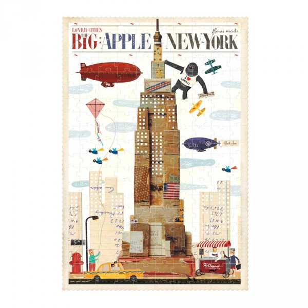 Londji Kinder Puzzle New York