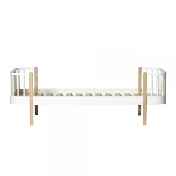 Oliver Furniture Wood Junior-/Kinderbett Eiche inkl. Umbau