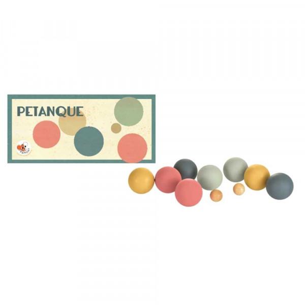 Egmont Toys Petanque - Boccia Holz pastell