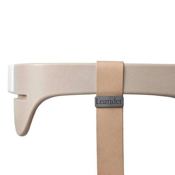 Leander Sicherheitsbügel für Hochstuhl white wash