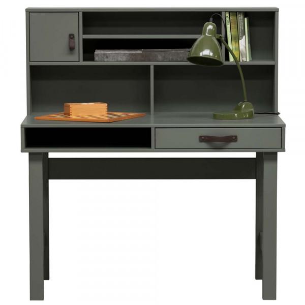Vtwonen Schreibtisch / Sekretär grau grün