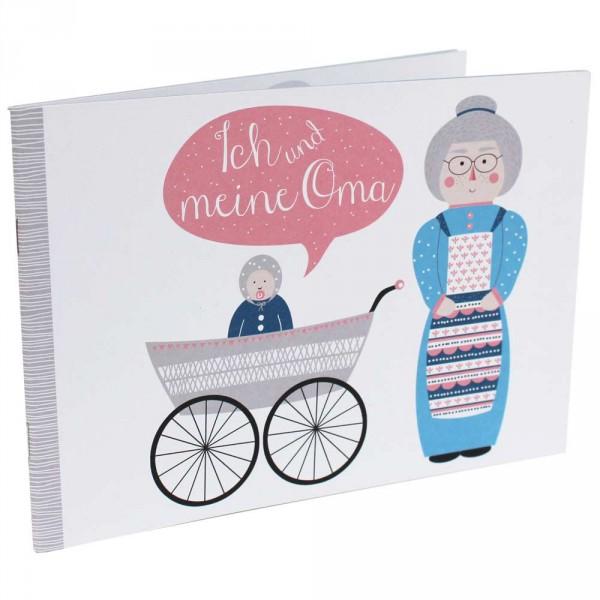 """Ava & Yves Erinnerungsbuch """"Ich & meine Oma"""""""