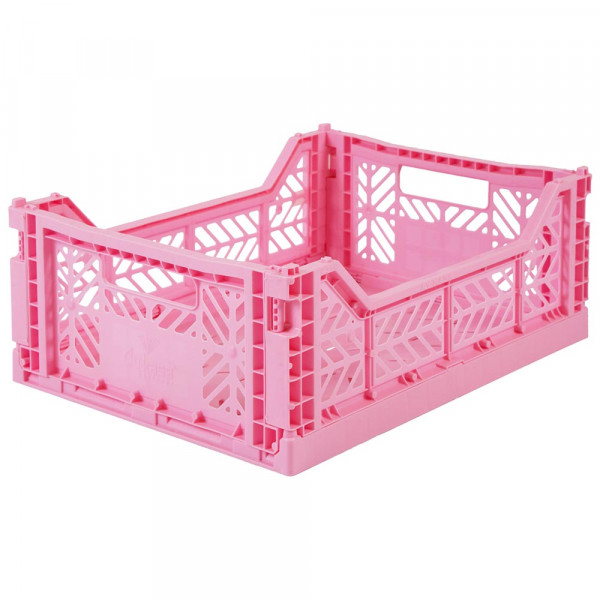 Ay Kasa Faltkiste Kunststoff mittel pink