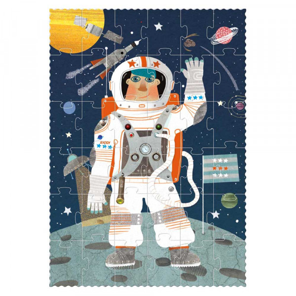 Londji Kinder Puzzle Astronaut