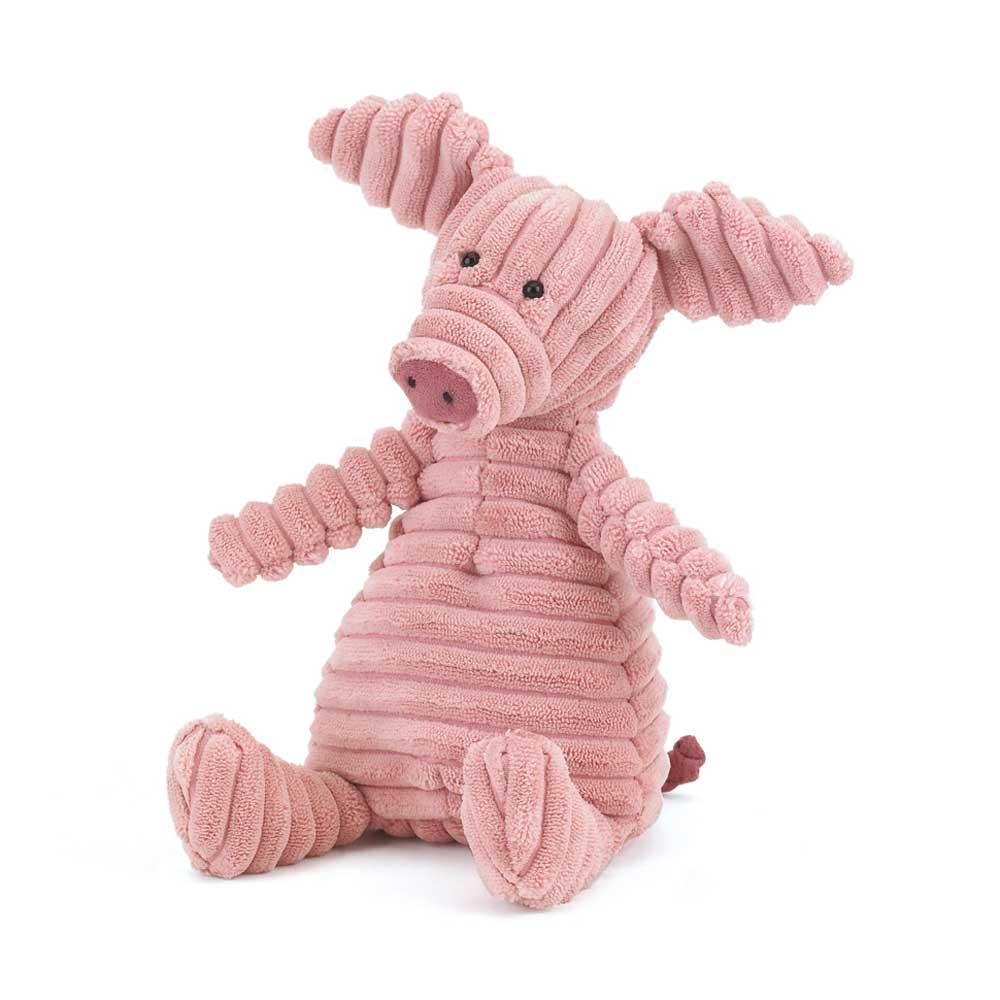 Schwein Kuscheltier Jellycat Cordy Roy im kinder räume