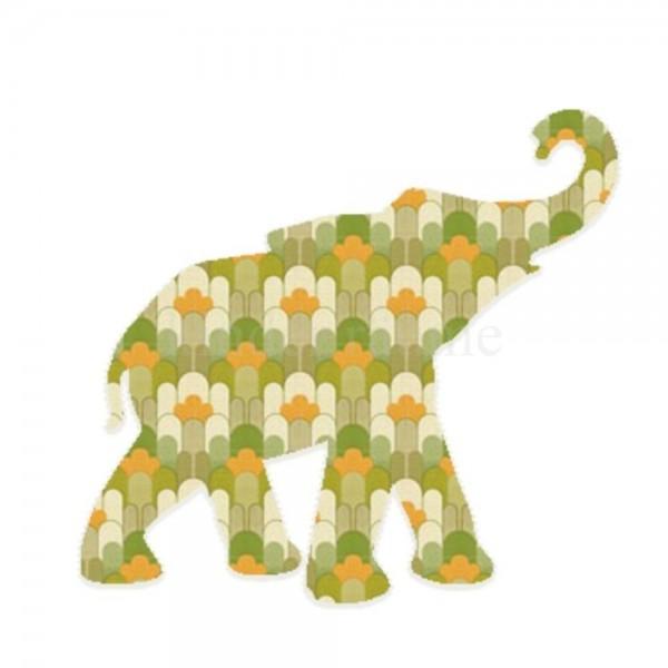 Inke Tapetentier Babyelefant 015