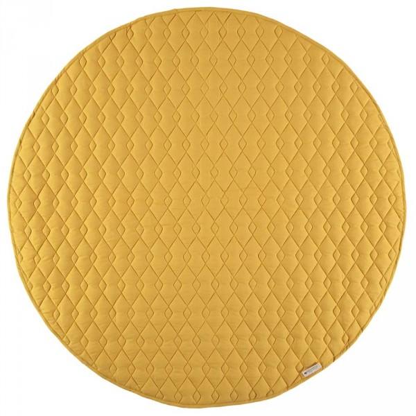 Nobodinoz Spielteppich Kiowa Farniente gelb