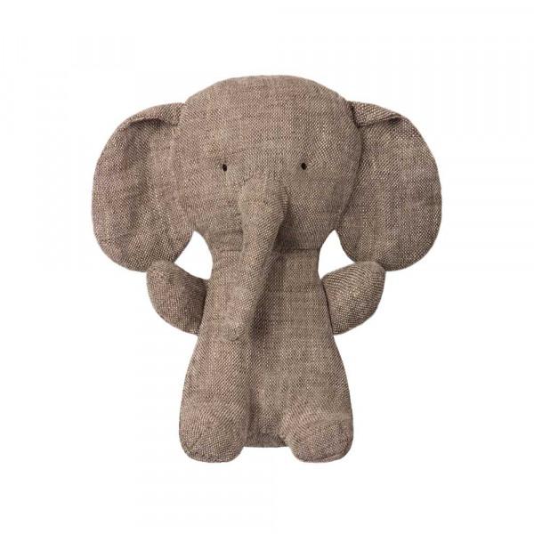Maileg Stofftier Elefant grau mini