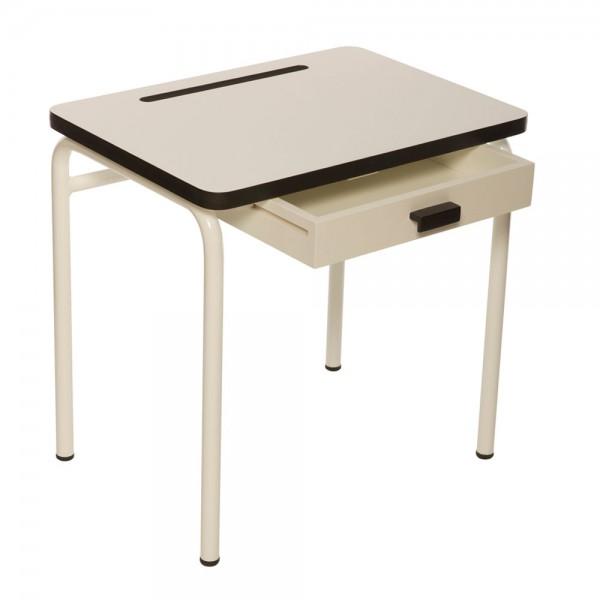 Gambettes Kindertisch/Schreibtisch Regine weiss