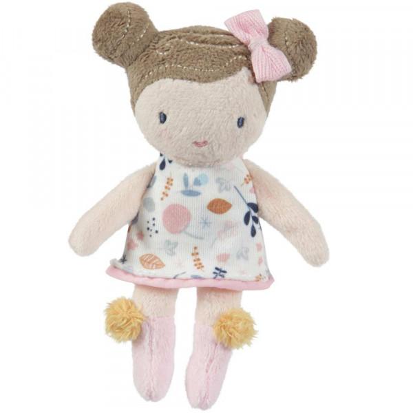 Little Dutch kleine Puppe Rosa 10 cm