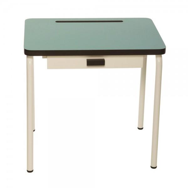 Gambettes Kindertisch/Schreibtisch Regine jade blau