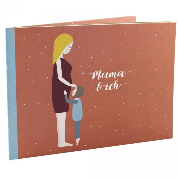 """Ava & Yves Erinnerungsbuch """"Mama & Ich"""""""