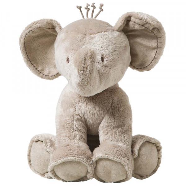 Tartine et Chocolat Elefant Ferdinand taupe