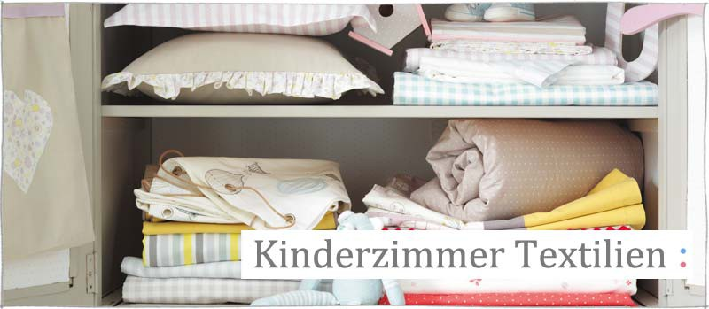 Textilien Kinderzimmer