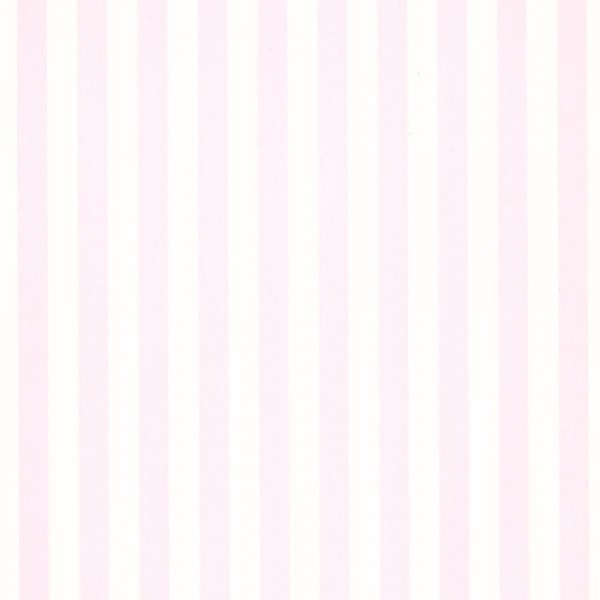 Casadeco Streifentapete rosa weiss Jules & Julie