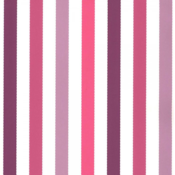 Harlequin All About Me Tapete Streifen Pink Lila Bei Kinder Raume