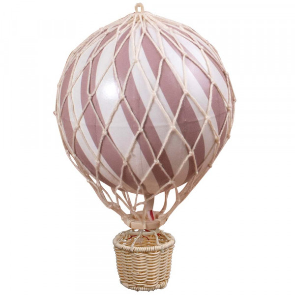 Filibabba Deko Heissluftballon puderrosa