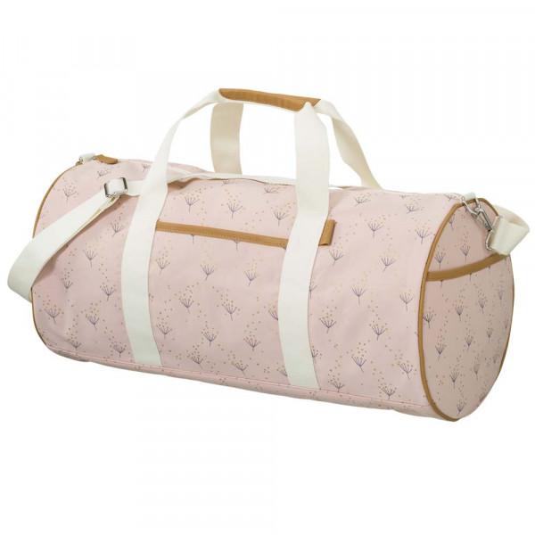 Fresk grosse Reisetasche Löwenzahn rosa
