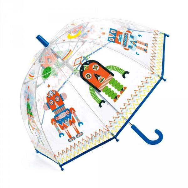 Regenschirm Kind Roboter von Djeco