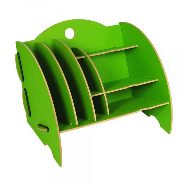 Werkhaus Schreibtisch Mini Organizer grün
