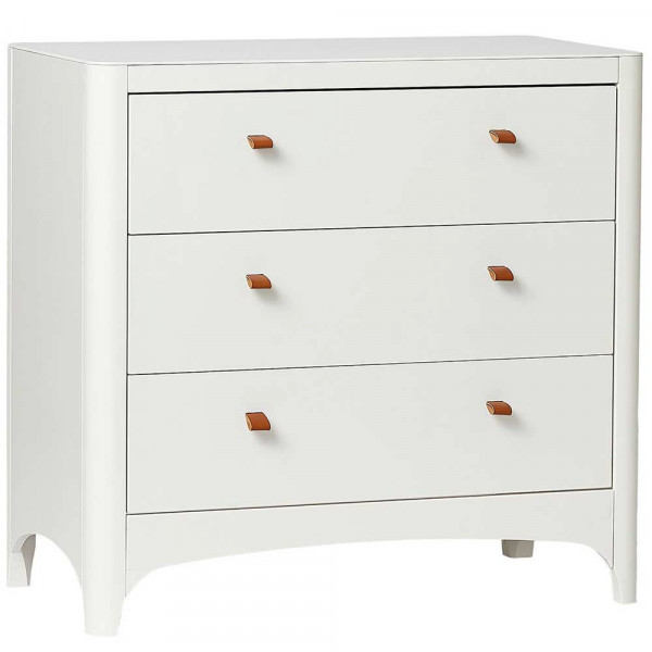 Leander Kommode Classic weiss