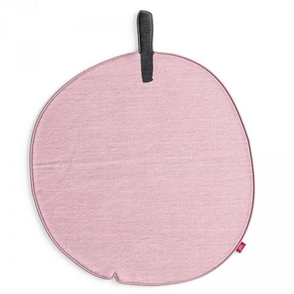 Nidi Kinderteppich Apfel rosa