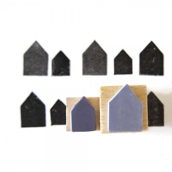 Nuukk Stempel Häuser