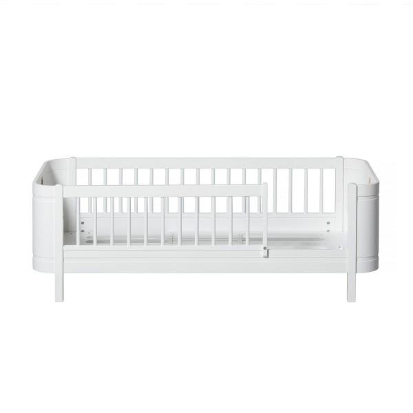 Oliver Furniture Wood Mini+ Umbauset Basic und Geschwister-Set zu 2 Juniorbetten weiss