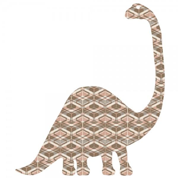 Inke Tapetentier Dino Brontosaurus 159