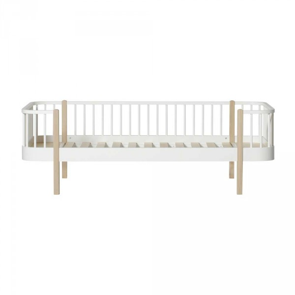 Oliver Furniture Wood Umbauset Juniorbett zum Bettsofa Eiche