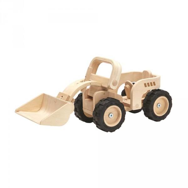 Bagger Kinder Holz von Plan Toys Bagger