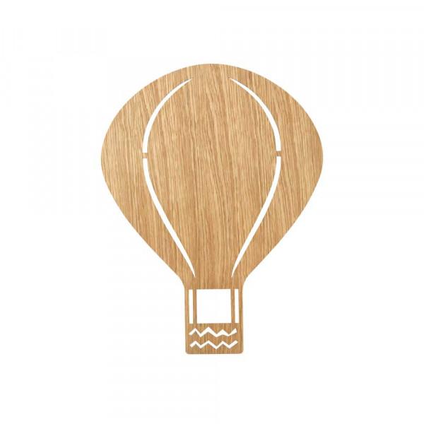 Ferm Living Wandlampe Ballon Eiche geölt