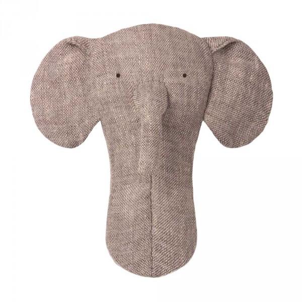 Maileg Babyrassel Elefant