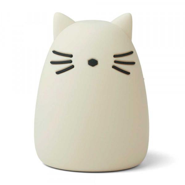 """Liewood """"Winston"""" Nachtlicht Katze beige"""