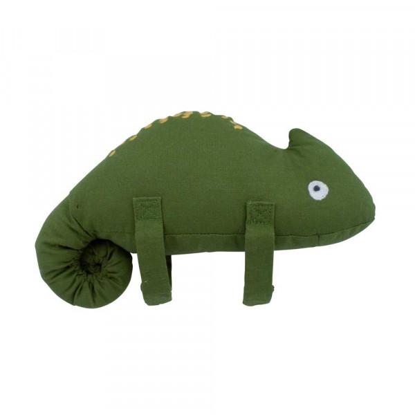 Sebra Spieluhr Chamäleon grün