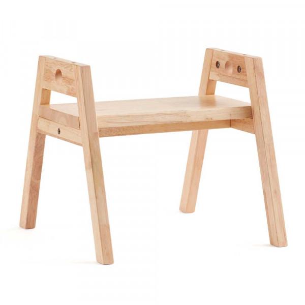 Kids Concept Kinderhocker SAGA Holz natur