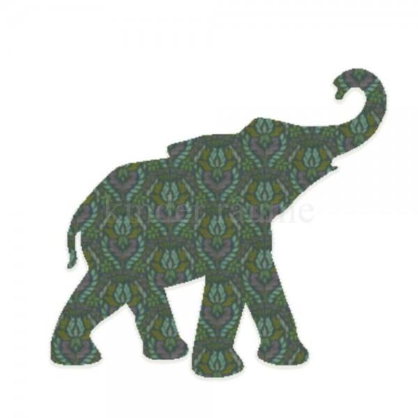 Inke Tapetentier Babyelefant 013