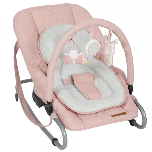 Little Dutch Babywippe luxe rosa