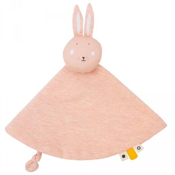 Trixie Baby Schmusetuch Hase Mrs. Rabbit