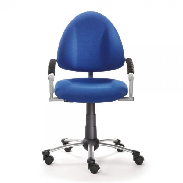 Mayer Kinder Bürostuhl freaky blau