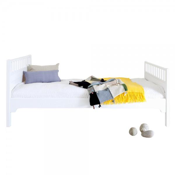 Oliver Furniture Seaside Kinderbett 90 x 200 weiß
