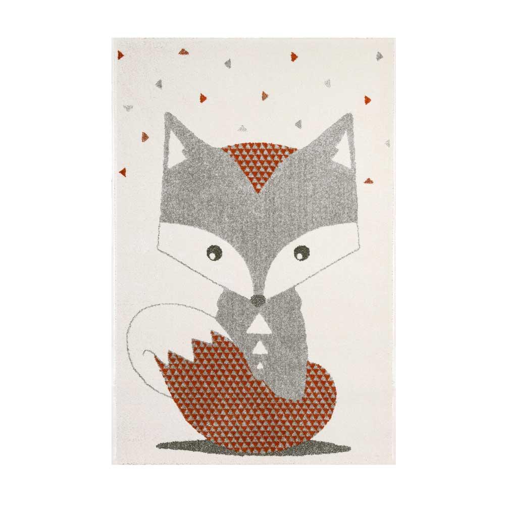 Art for Kids Kinderteppich Fuchs bei kinder räume