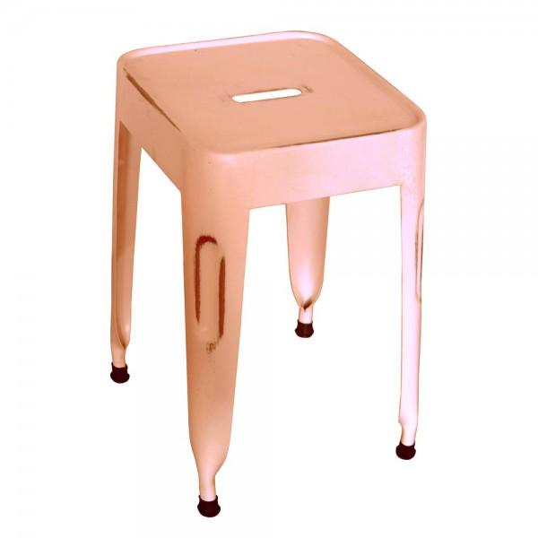 Kidsdepot Hocker Metall pink