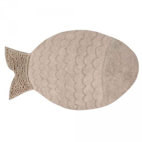 Lorena Canals Teppich Fisch